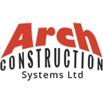 arch construction logo